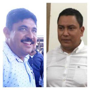 Beyto Arellano y Alejandro Gómez